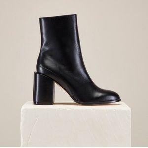 bc2517cf16c87 Dear Frances Shoes - NEW Dear Frances Spirit Boots Size 39 Black
